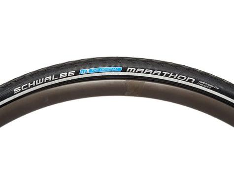 Schwalbe Marathon HS420 Touring Tire (Black) (700c) (32mm)