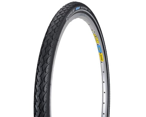 Schwalbe Marathon Tire (Black/Reflect) (Wire Bead) (GreenGuard) (26 x 1.50)