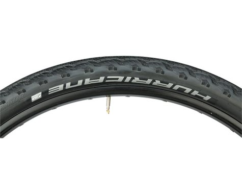 Schwalbe Hurricane Tire (Performance Line) (Dual Compound) (Wire Bead)