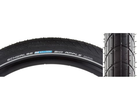Schwalbe Big Apple Tire (Wire Bead) (Performance Line) (20 x 2.15)