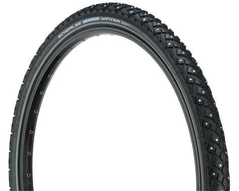 Schwalbe Marathon Winter Plus Steel Studded Tire (Wire Bead) (26 x 2.0)