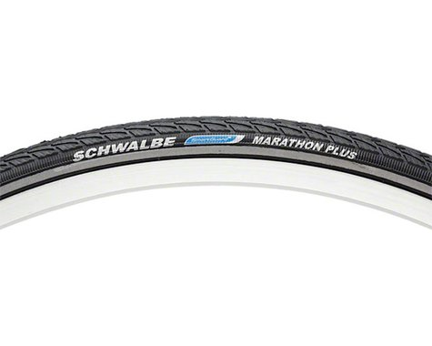 Schwalbe Marathon Plus Tire (Black) (700c) (25mm)
