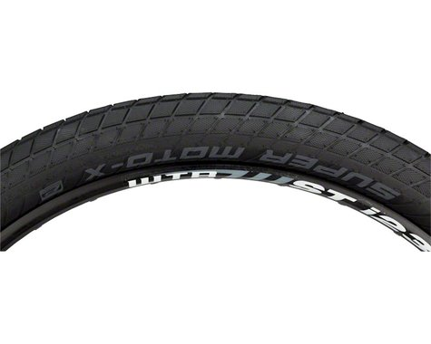 "Schwalbe Super Moto-X E-Bike Tire (Black) (27.5"") (2.8"")"