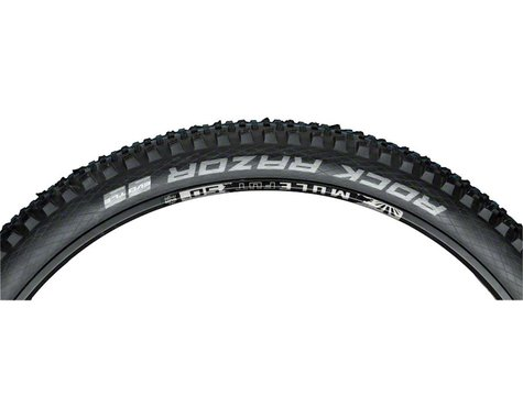 Schwalbe Rock Razor Tubeless Easy Super Gravity EVO Tire (SnakeSkin) (Folding)