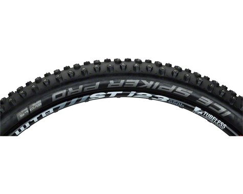 Schwalbe Ice Spiker Pro Liteskin Studded Tire (Folding) (27.5 x 2.25)