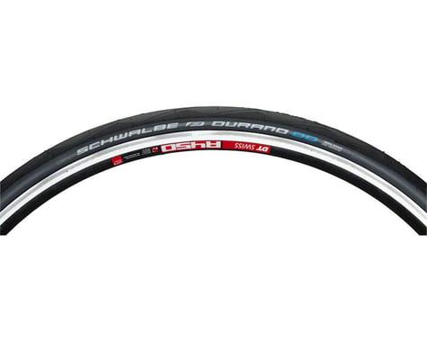 Schwalbe Durano Double Defense Road Tire (Black/Grey) (700c) (23mm)