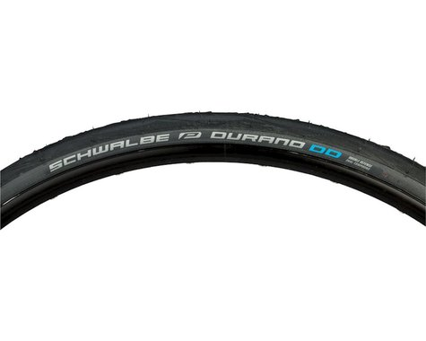 Schwalbe Durano Double Defense Road Tire (Black/Grey) (700c) (28mm)