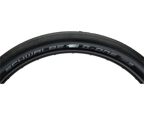 Schwalbe G-One Speed Tubeless-Easy Tire (Folding Bead) (SnakeSkin) (27.5 x 2.35)