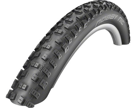 "Schwalbe Nobby Nic HS463 Addix Tubeless Tire (Black) (29"") (2.25"")"