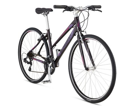 Schwinn Super Sport 3 Women's Flat Bar Road Bike - 2016 (Purple)