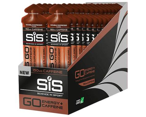 Sis Science In Sport GO Energy + Caffeine Gel (Double Espresso) (30 2oz Packets)