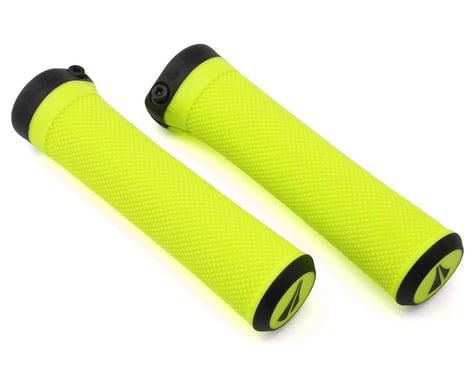 SDG Slater Lock-On Grips (Neon Yellow)