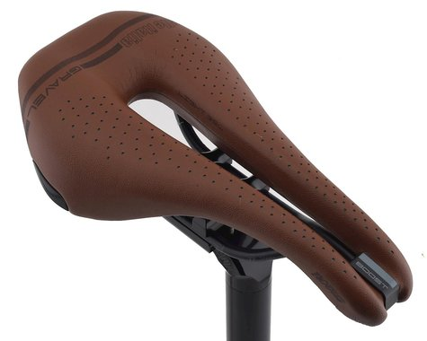 Selle Italia Novus Boost Gravel Heritage Superflow Saddle (135mm)