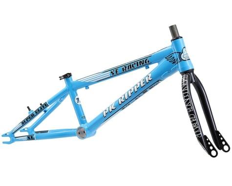 "SE Racing PK Ripper Super Elite BMX Frame (Blue) (Toptube 21"") (Pro XL)"