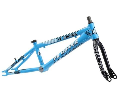 "SE Racing PK Ripper Super Elite BMX Frame (Blue) (TopTube 21.7"") (Pro XXL)"