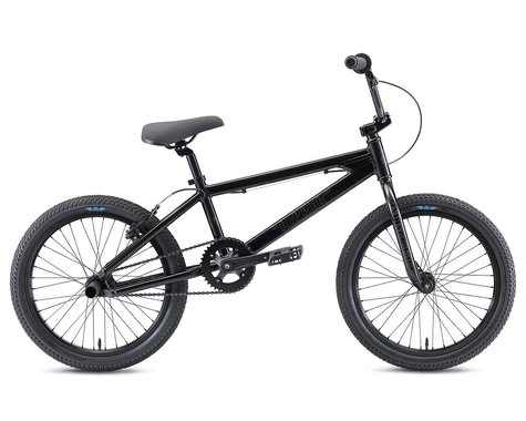 "SE Racing 2021 Ripper BMX Bike (Stealth Black) (20"" Toptube)"