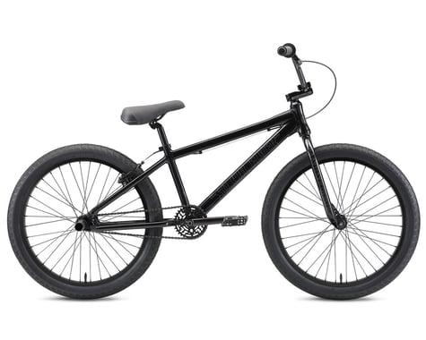 """SE Racing SO Cal Flyer 24"""" BMX Bike (Stealth Mode Black) (21.3"""" TopTube)"""