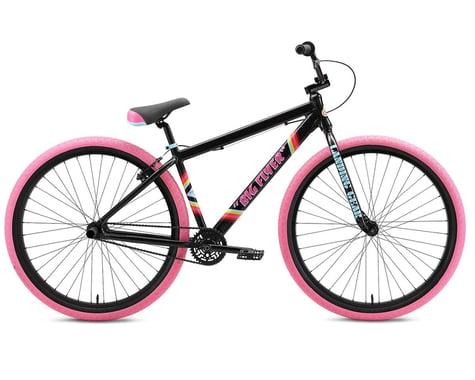 """SE Racing 2020 Big Flyer 29"""" BMX Bike (Black Sparkle) (23.5"""" TopTube)"""