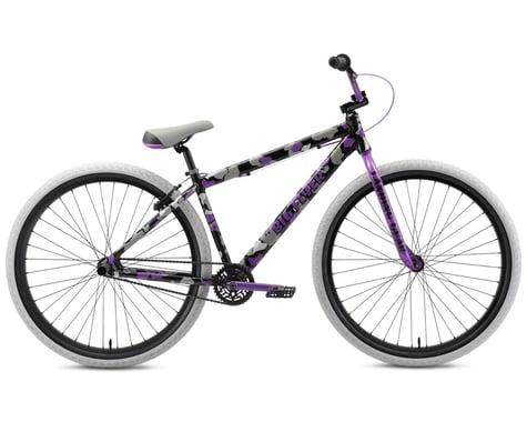 "SE Racing 2020 Big Flyer 29"" BMX Bike (Purple Camo) (23.5"" TopTube)"