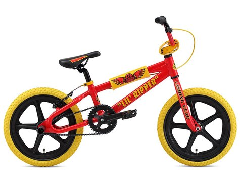 "SE Racing 2020 LiL Ripper 16"" Bike (16.5"" Toptube) (Red)"