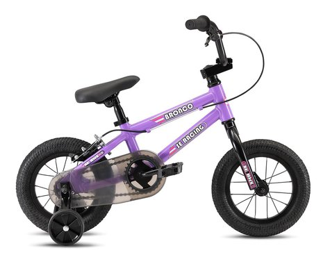 "SE Racing 2021 Bronco 12 Kids Bike (Purple) (11.9"" Toptube)"