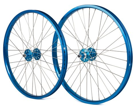 "SE Racing BMX Wheelset (24"" x 1.75"") (Blue)"