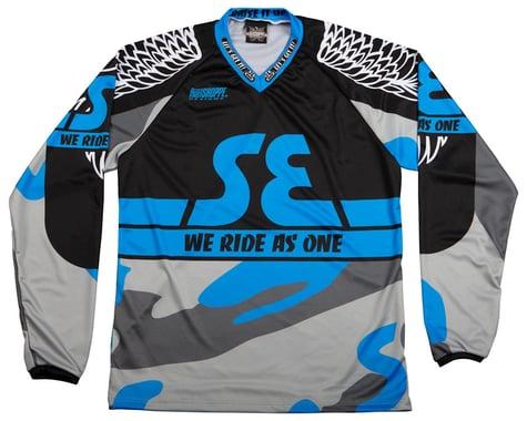 SE Racing Bikelife Jersey (Camo) (XL)