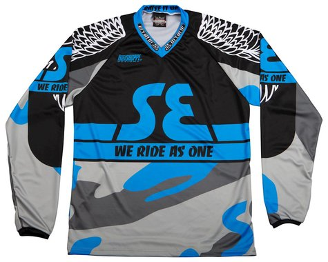 SE Racing Bikelife Jersey (Camo) (2XL)