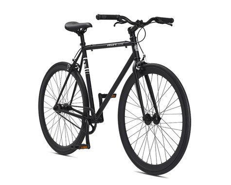 SE Racing Draft Lite Urban Single Speed Road Bike - 2017 (Matte Black) (58)