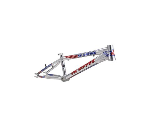 SE Racing PK Ripper Super Elite XL Frame -- 2017 Performance Exclusive (Silver) (20)