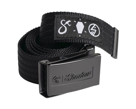 The Shadow Conspiracy Tactical Belt (Black) (One Size Fits Most)