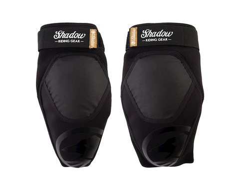 The Shadow Conspiracy Super Slim V2 Knee Pads (Black) (XL)