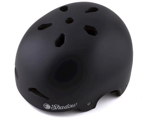 The Shadow Conspiracy FeatherWeight Helmet (Matte Black) (L/XL)