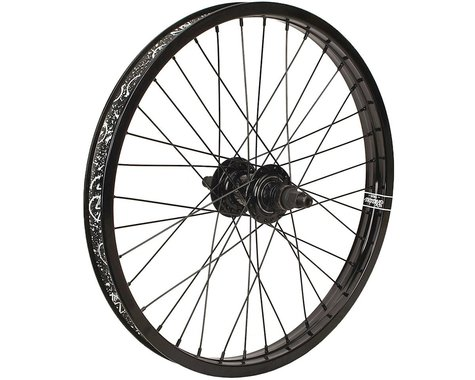 "The Shadow Conspiracy Optimized LHD Freecoaster Wheel (Black) (20 x 1.75"")"