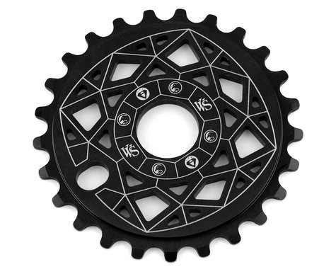 The Shadow Conspiracy VVS Sprocket (Matt Ray) (Black) (25T)