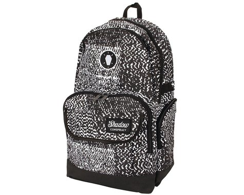 The Shadow Conspiracy Static Backpack (Black/White)