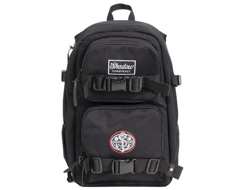 The Shadow Conspiracy X Greenfilms DSLR Mark 3 Backpack (Adult) (Black/Camo)