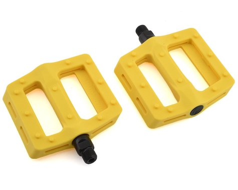 The Shadow Conspiracy Surface Plastic Pedals (Sun Flare Yellow) (Pair)