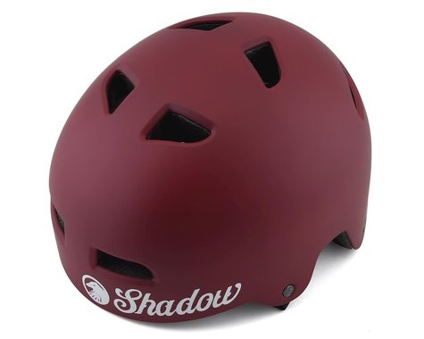 The Shadow Conspiracy Classic Helmet (Matte Burgundy) (L/XL)