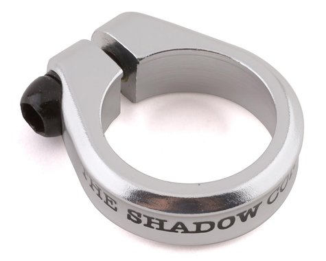 "The Shadow Conspiracy Alfred Lite Seat Post Clamp (Polished) (1-1/8"")"