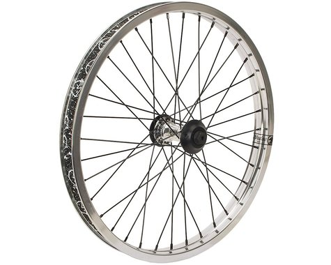 "The Shadow Conspiracy Symbol Front Wheel (Polished) (20 x 1.75"")"
