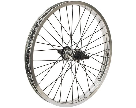 """The Shadow Conspiracy Symbol Cassette Wheel (Polished) (Left Hand Drive) (20 x 1.75"""")"""