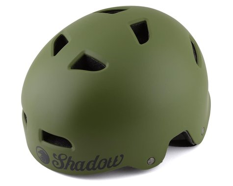 The Shadow Conspiracy Classic Helmet (Matte Army Green) (S/M)