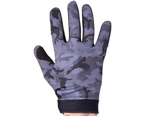 The Shadow Conspiracy Conspire Gloves (Crow Camo) (M)