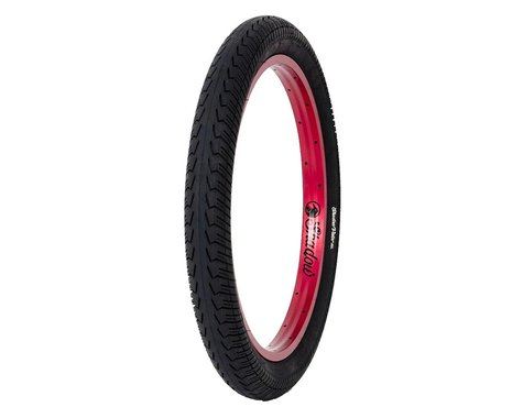 The Shadow Conspiracy Valor Tire (Black/Gold Line)