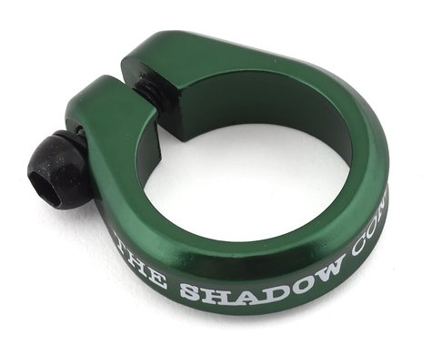The Shadow Conspiracy Alfred Lite Seat Post Clamp (British Racing Green)
