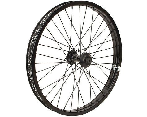"The Shadow Conspiracy Symbol Front Wheel (Black) (20 x 1.75"")"