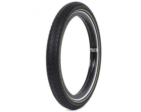 The Shadow Conspiracy Contender Welterweight Tire (Black/Gold Line)