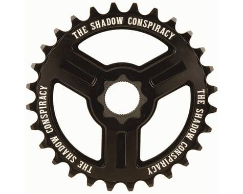 The Shadow Conspiracy Motus Spline Drive Sprocket (Black)