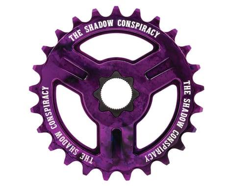 The Shadow Conspiracy Motus Spline Drive Sprocket (Purple Tie Dye)
